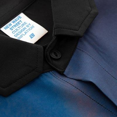 アフターレインレインボーグラフィックシャツ
