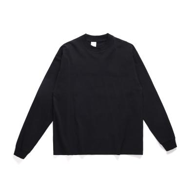《3色》ベーシックロングTシャツ