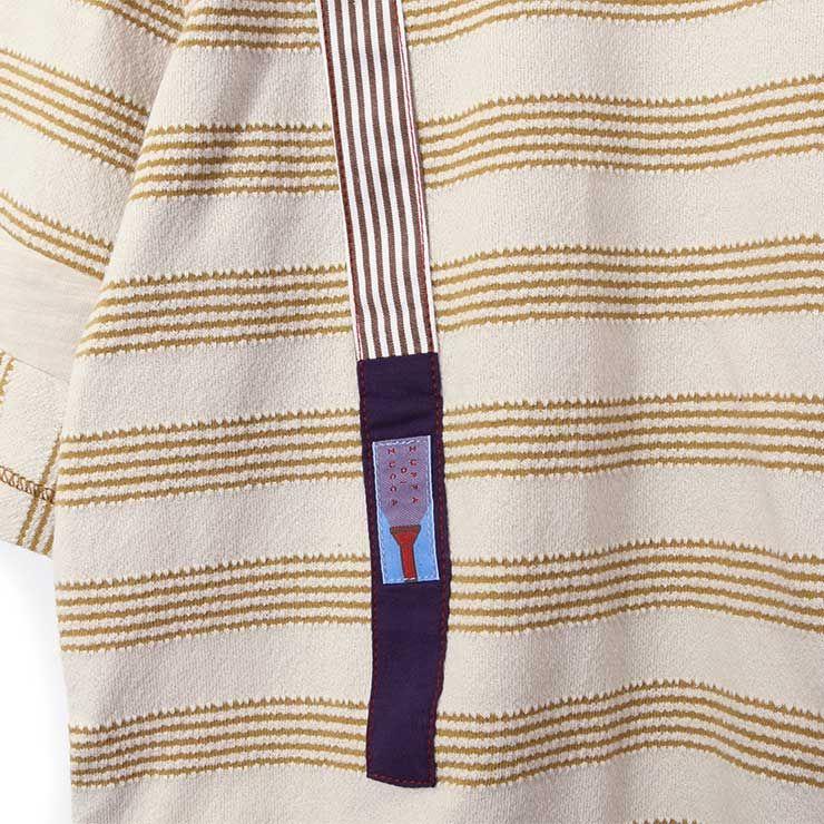 6分袖 Tシャツ ボーダー 33107025k 100cm 110cm 120cm 130cm zuppa di zucca ズッパディズッカ 2021年新作