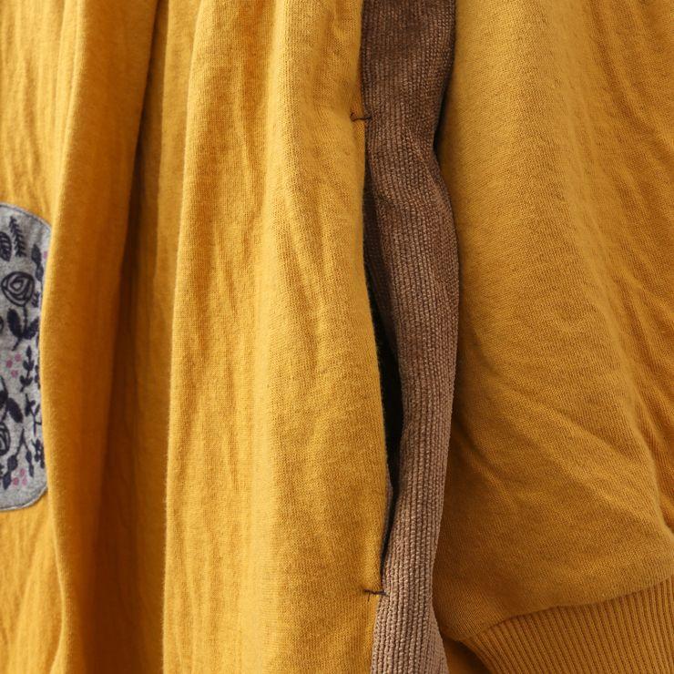 セール SALE 長袖ワンピース 胸元切替え 32343072j 140cm 150cm 160cm ズッパディズッカ zuppa di zucca 2020年商品