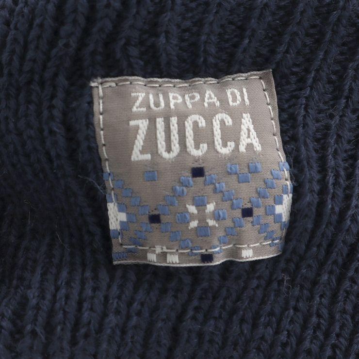 セール SALE ニットキャップ ボア ポンポン付き 32503605 S(48-51cm) M(51-54cm) ズッパディズッカ zuppa di zucca 2020年商品