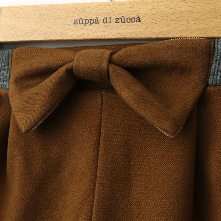 セール SALE ハーフパンツ リボン 32343089j 140cm 150cm 160cm ズッパディズッカ zuppa di zucca 2020年商品