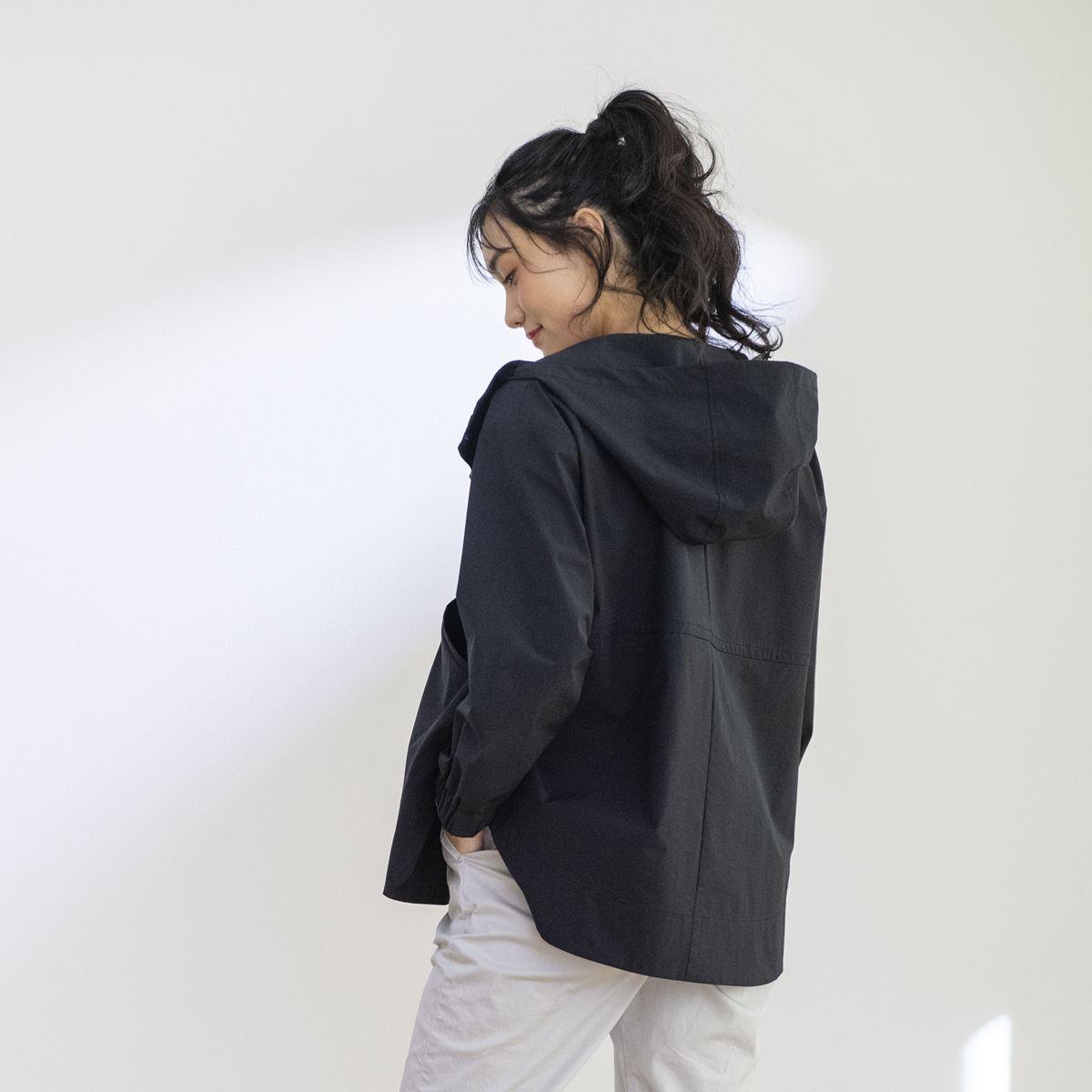 [サマーセール再値下げ40%OFF]MAXOU[マクゾゥ]  MA311-7-6454-09BLACK ジャケット ブラック