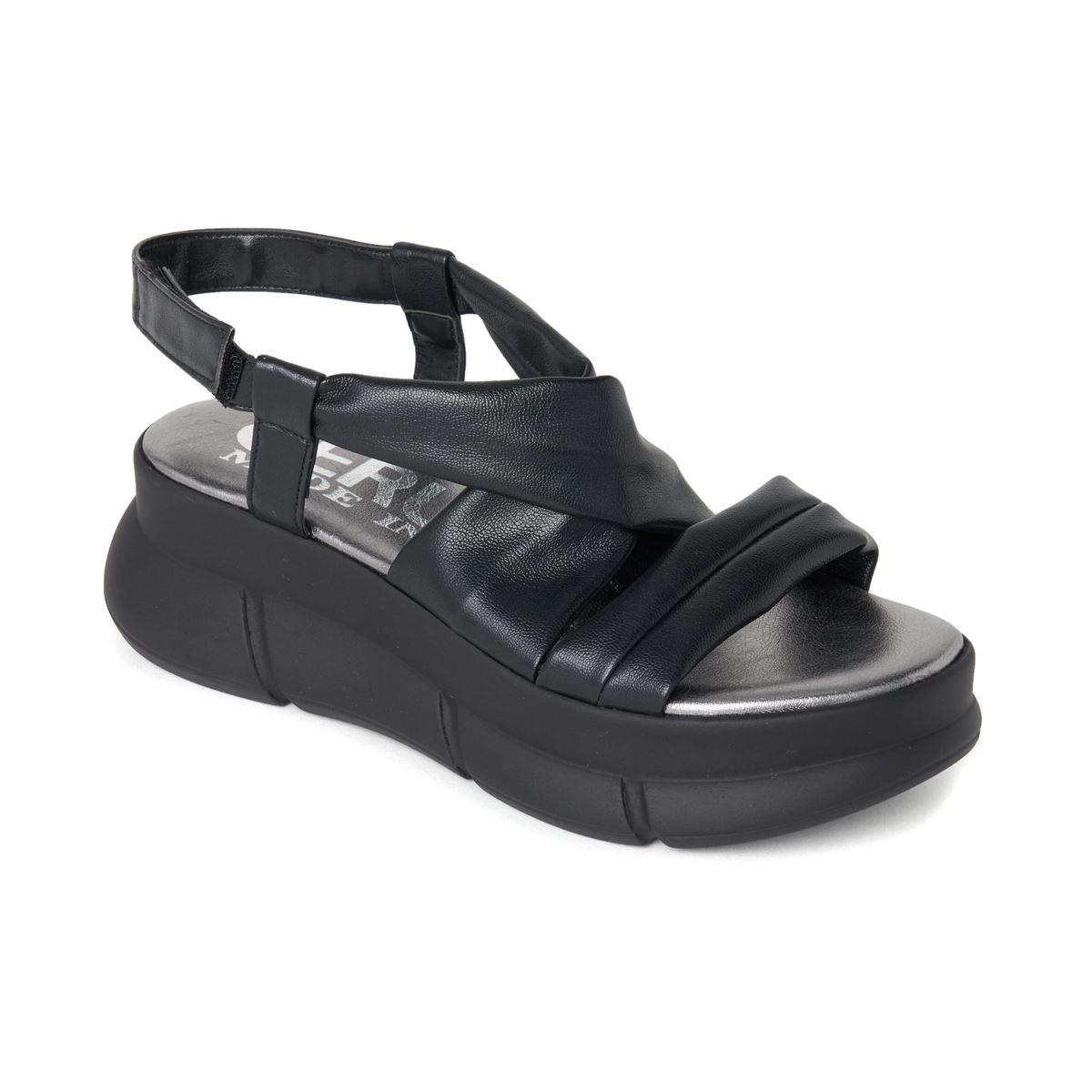 CERUTTI[チェルッティ] 20935-BLACK サンダル ブラック