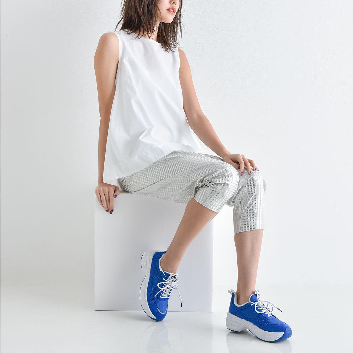 [50%OFF]NONAME[ノーネーム][スニーカー]NITRO-91103-BLUE[ブルー]