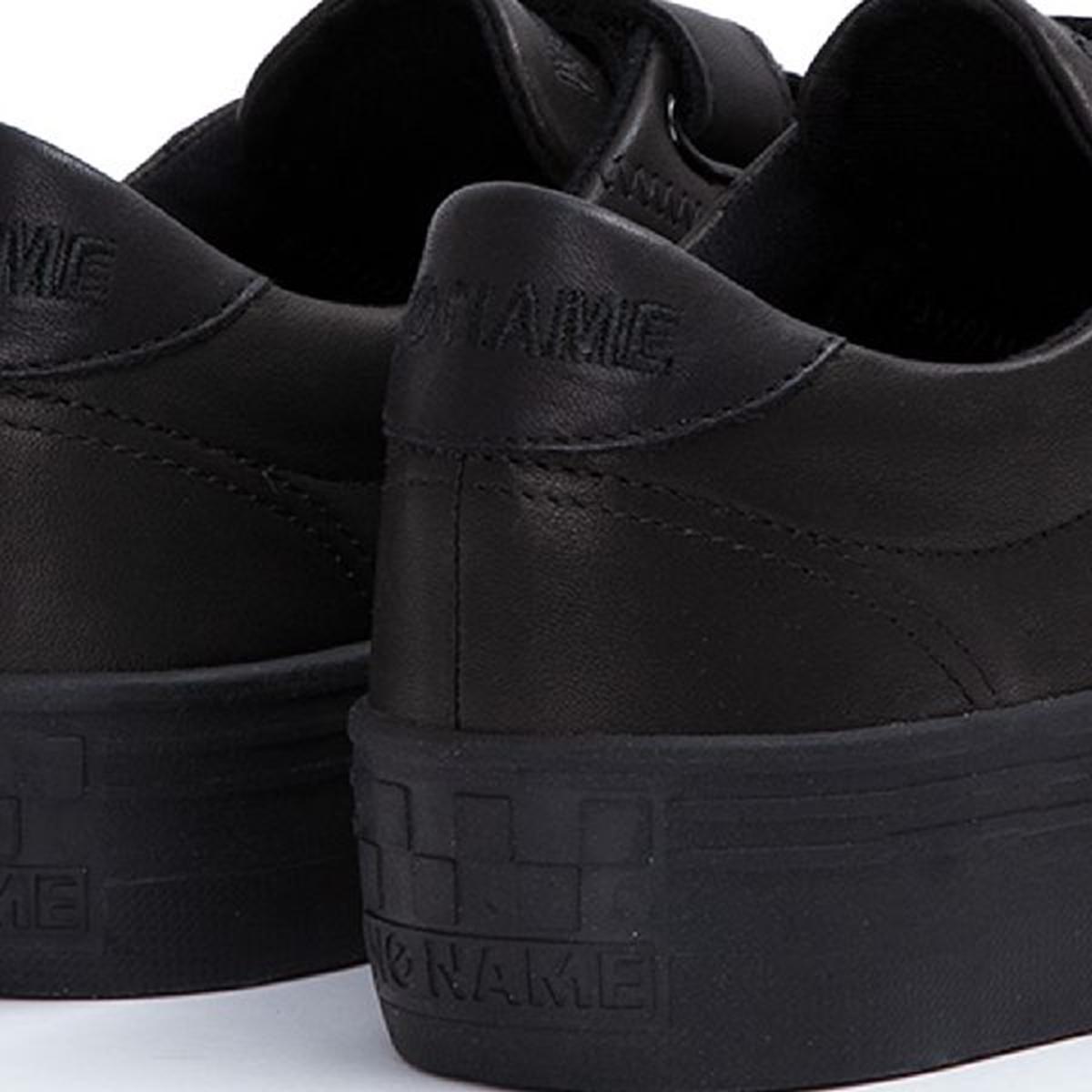 NO NAME ノーネーム PLATO-01250-BLACK プラト ブラック