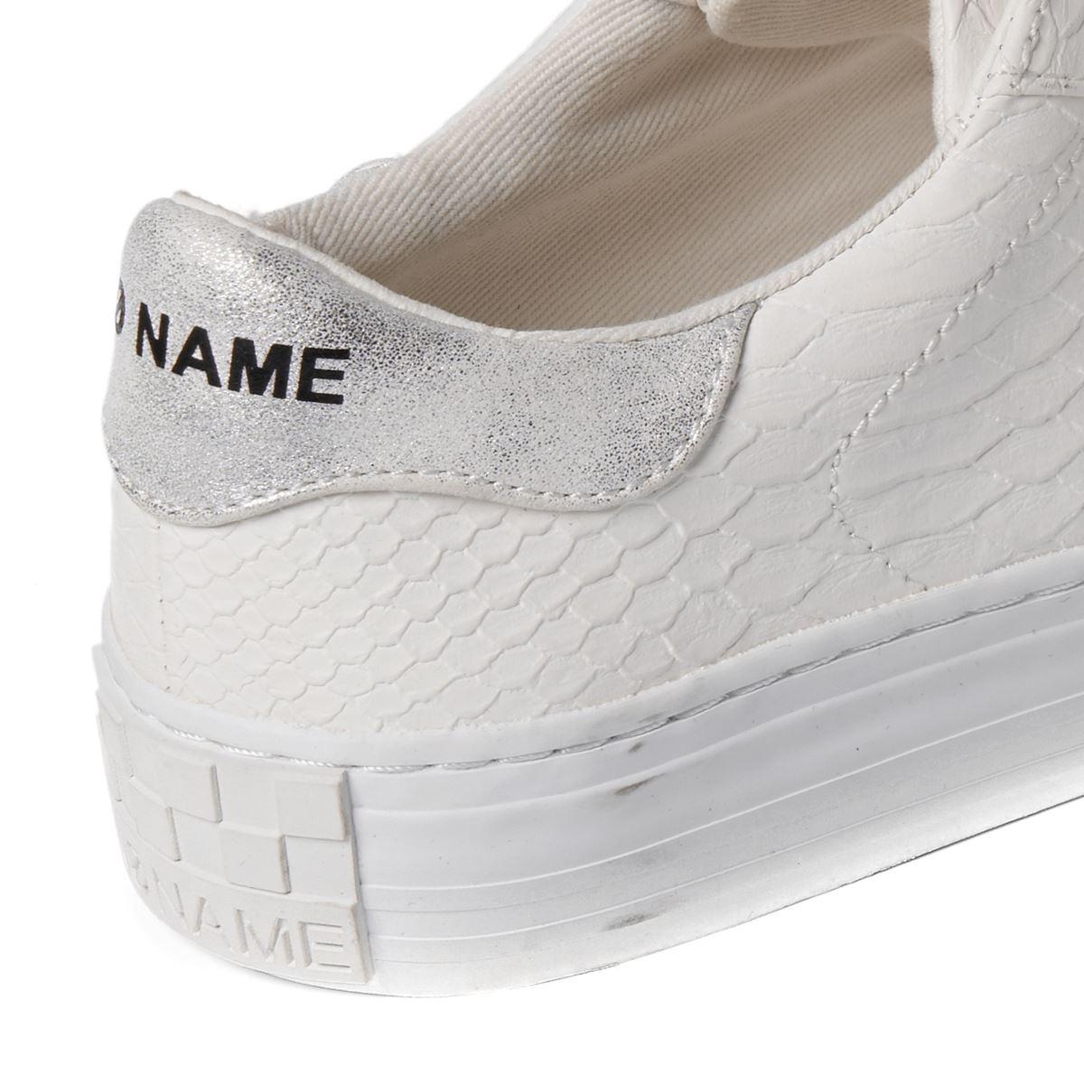 [新入荷] [2020秋冬]NO NAME ノーネーム アルカデ ホワイト ARCADE-02144 ※店舗共有商品