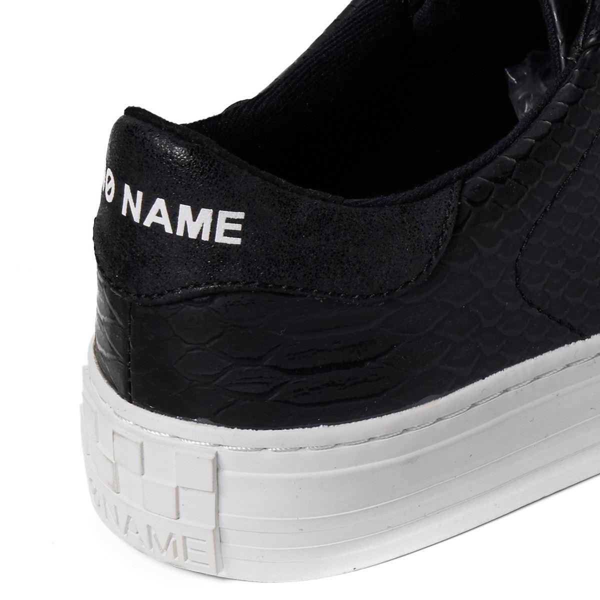 [新入荷] [2020秋冬]NO NAME ノーネーム アルカデ ブラック ARCADE-02144 ※店舗共有商品