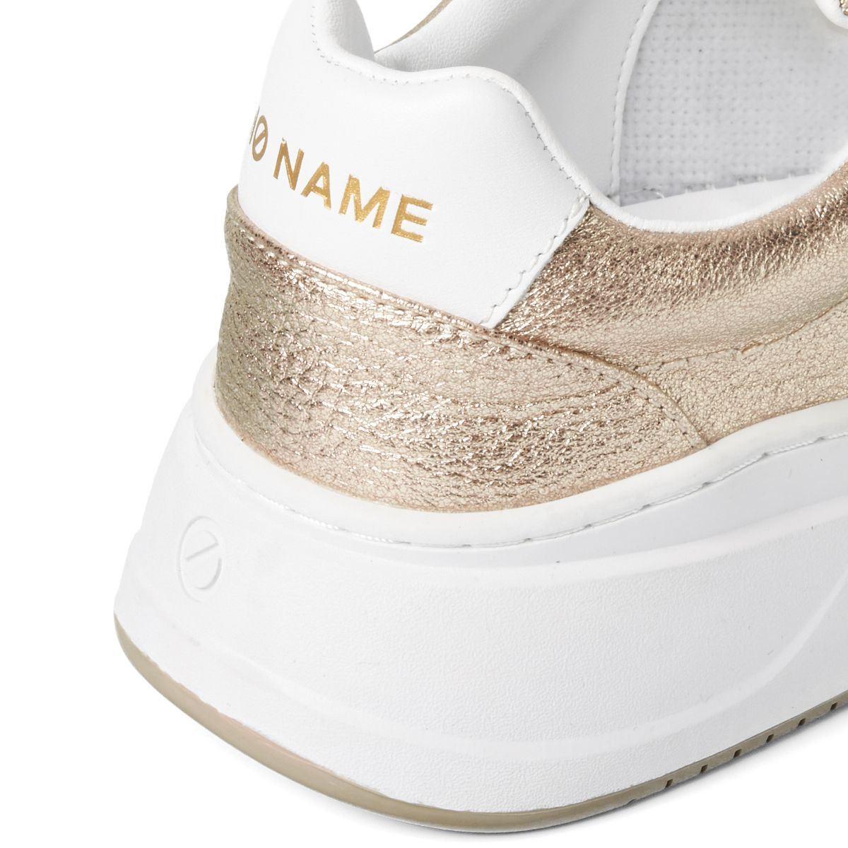 [新入荷] [2020秋冬] NO NAME ノーネーム ブリジット ゴールド BRIDGET-02534 ※39サイズは店舗共有