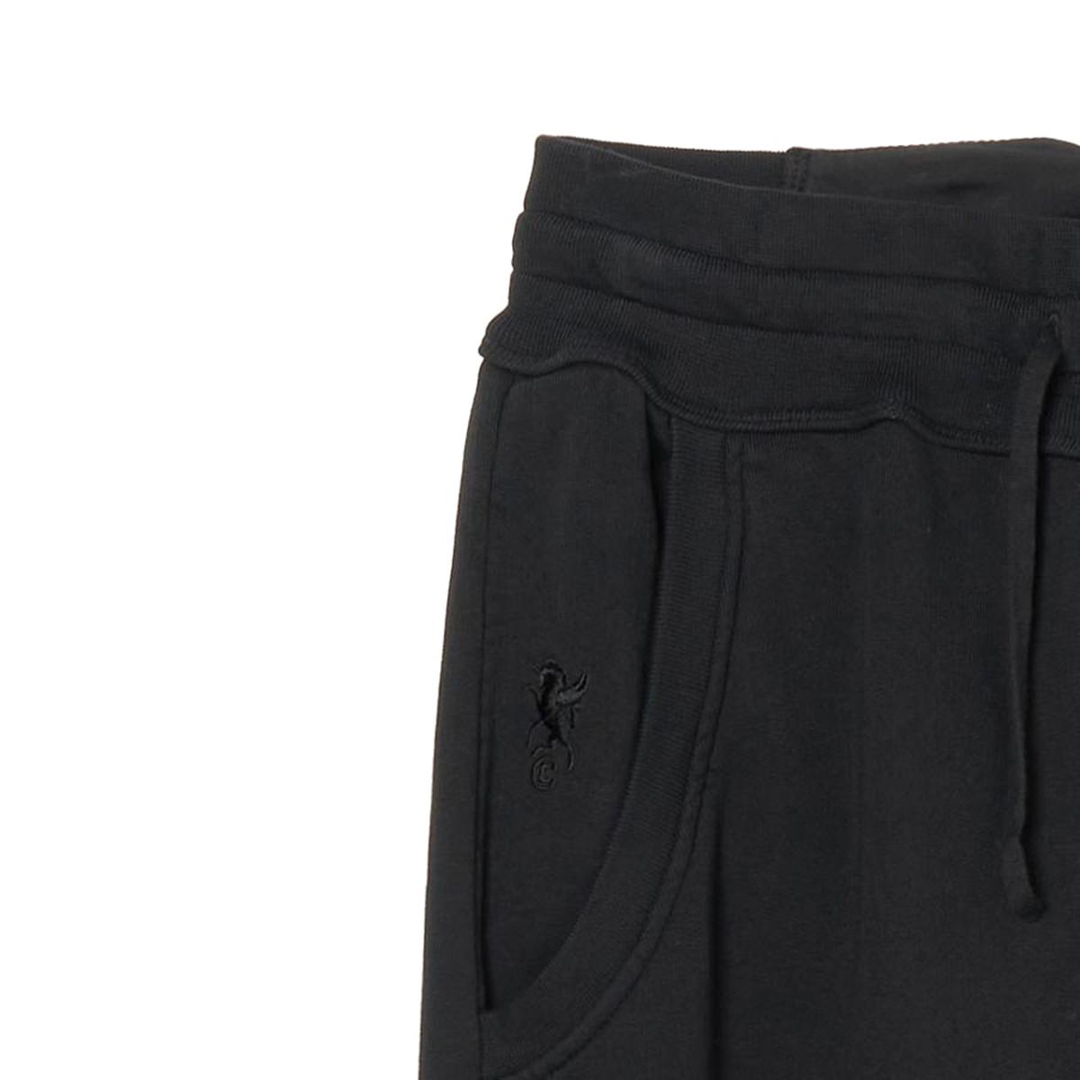 [2021秋冬]  EUROPEAN CULTURE[ヨーロピアンカルチャー]  06QU 1045-1600 パンツ ブラック