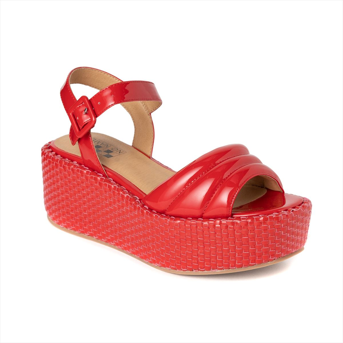 [50%OFF]NO NAME ノーネームBETTY-91212-RED ベティ レッド