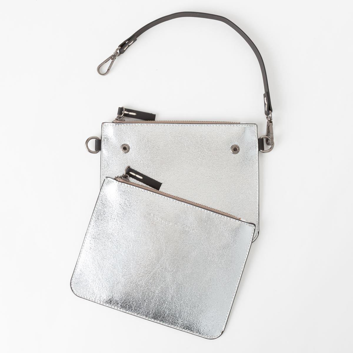 [新入荷][2020秋冬]  Manila Grace[マニラグレース]  W0W B011EW-MD899CIPRI バッグ ピンク
