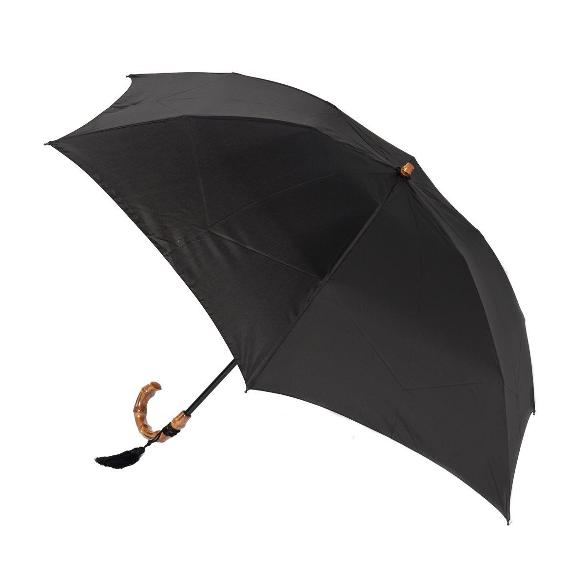 [2021秋冬]  WAKAO[ワカオ]  9256- 傘 -BLACK ブラック