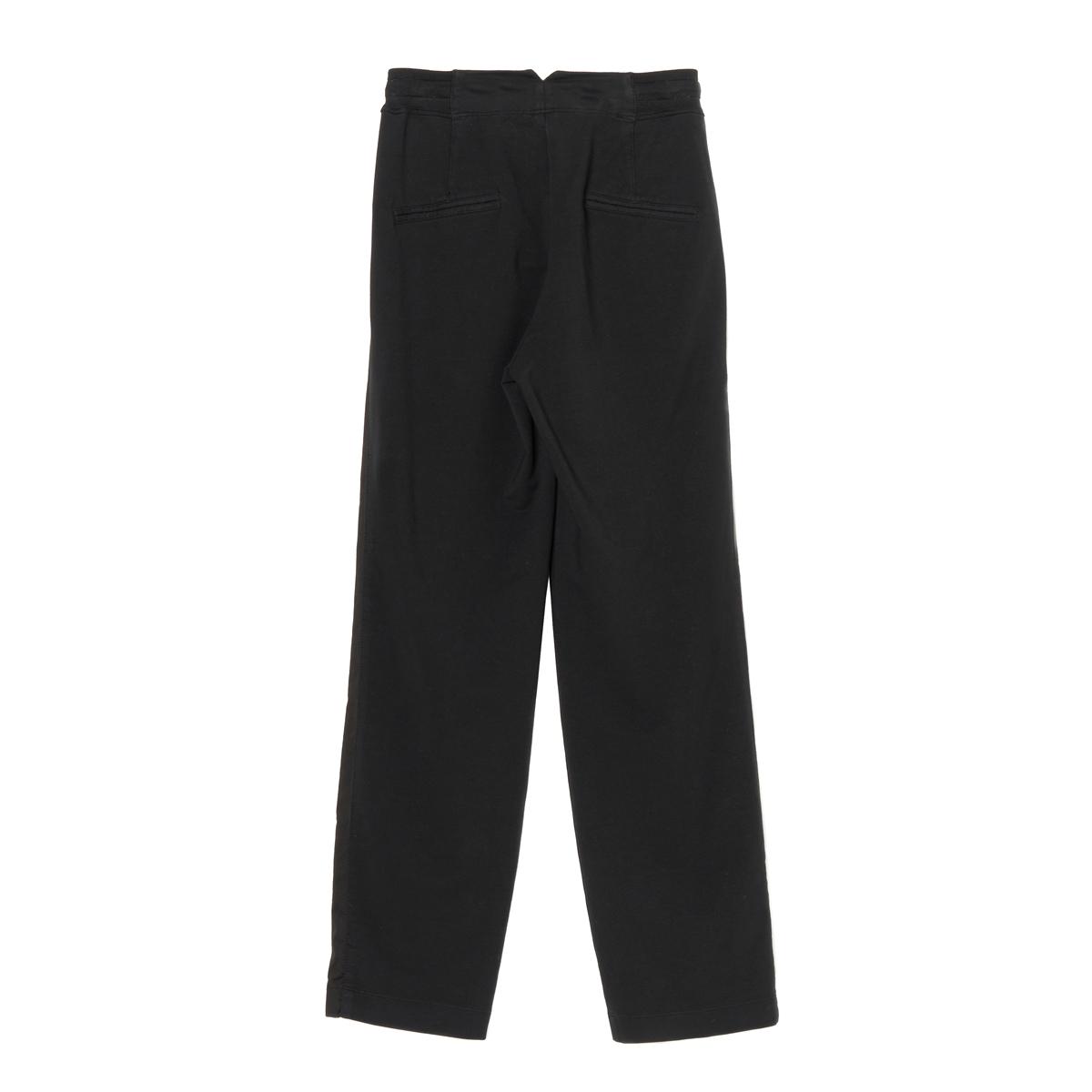 [2021秋冬]  EUROPEAN CULTURE[ヨーロピアンカルチャー]  07YU 2261-1600 パンツ ブラック