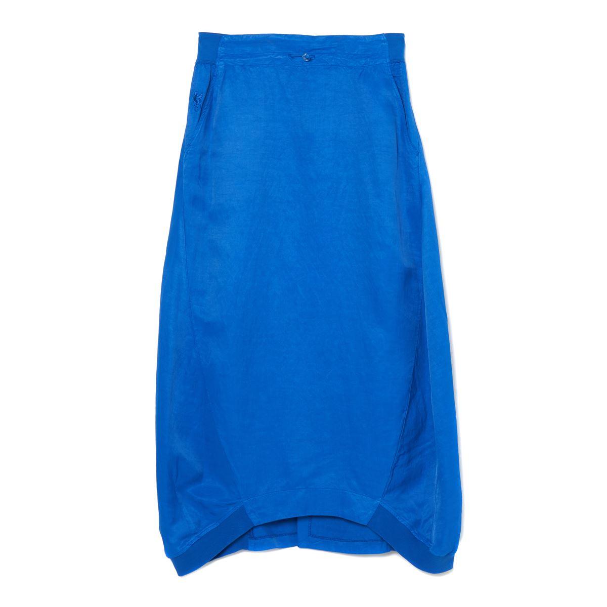 [40%OFF]EUROPEAN CULTURE[ヨーロピアンカルチャー]  253U 7083-1542 スカート ブルー