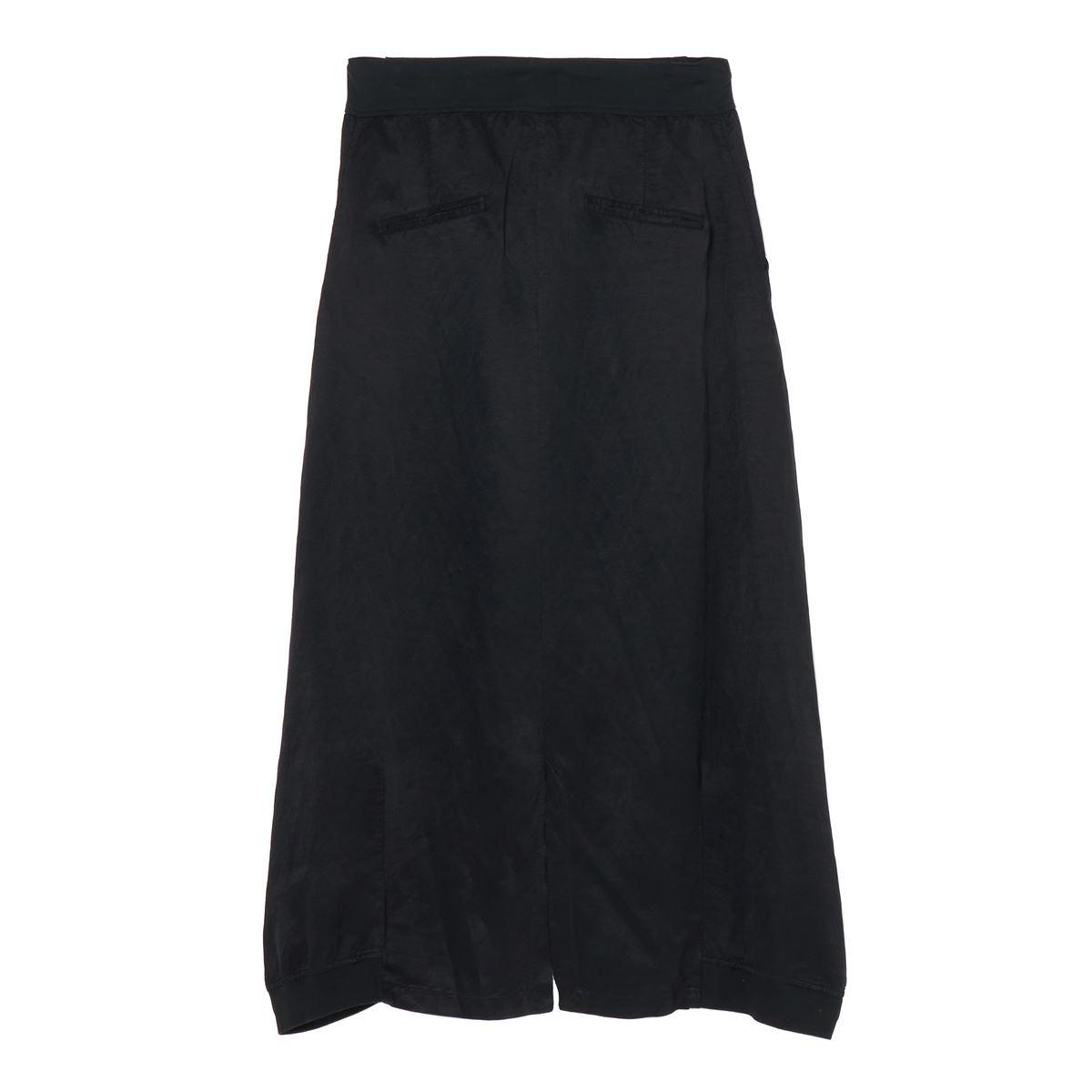 [サマーセール再値下げ40%OFF]EUROPEAN CULTURE[ヨーロピアンカルチャー]  253U 7083-1600 スカート ブラック