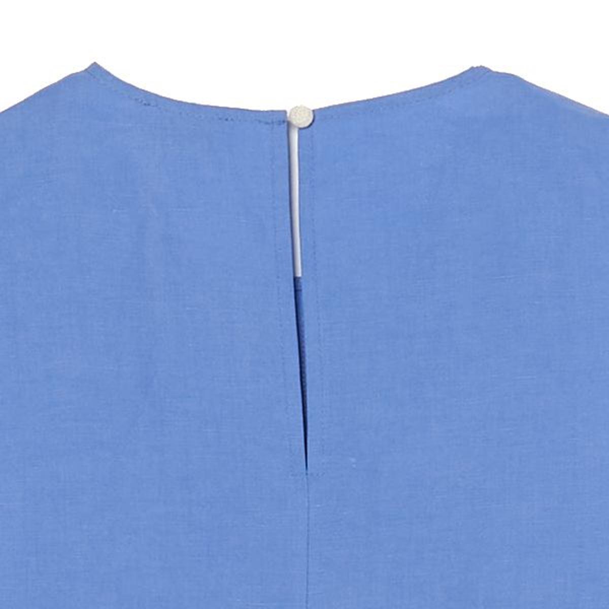 [40%OFF]ottod'Ame[オットダム]  121/SMP-DA4299-MARINA ワンピース ブルー