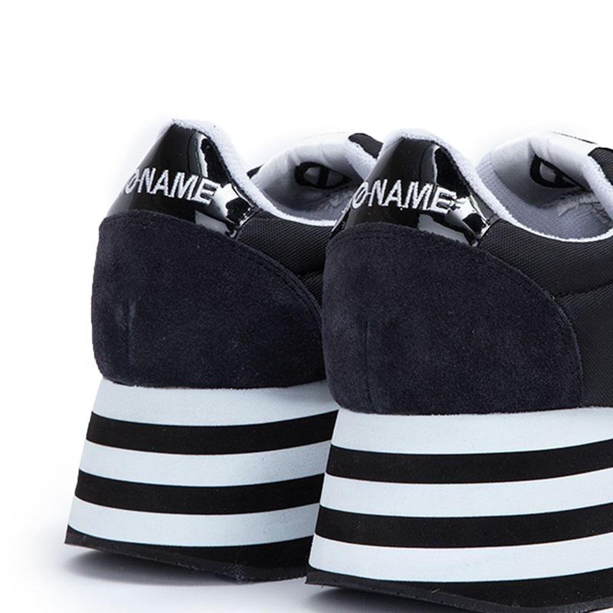 [新入荷][2020秋冬]NO NAME ノーネーム フレックス ブラック FLEX-02301 ※店舗共有商品