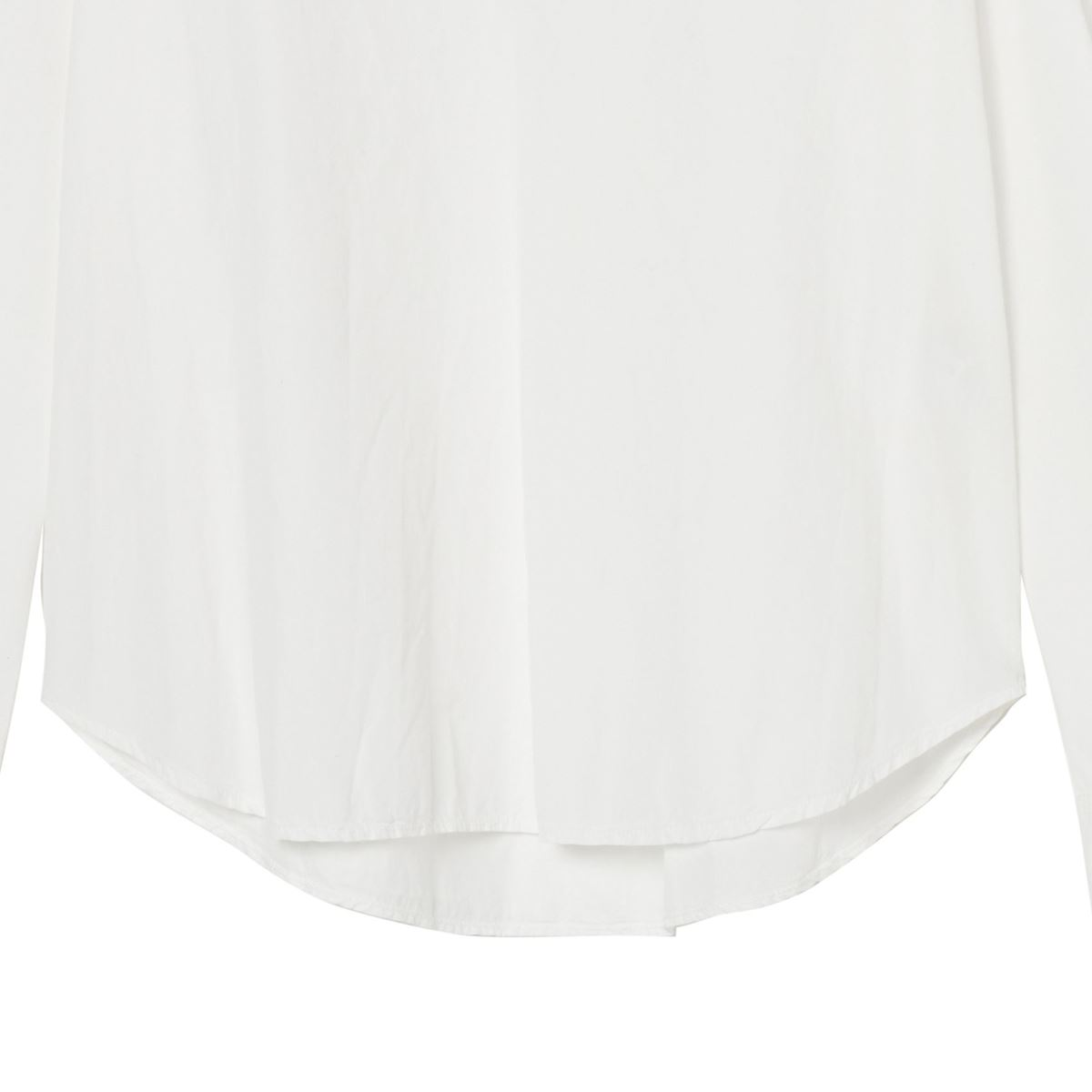[2021秋冬]  EUROPEAN CULTURE[ヨーロピアンカルチャー]  659U 3183-1106 シャツ ホワイト
