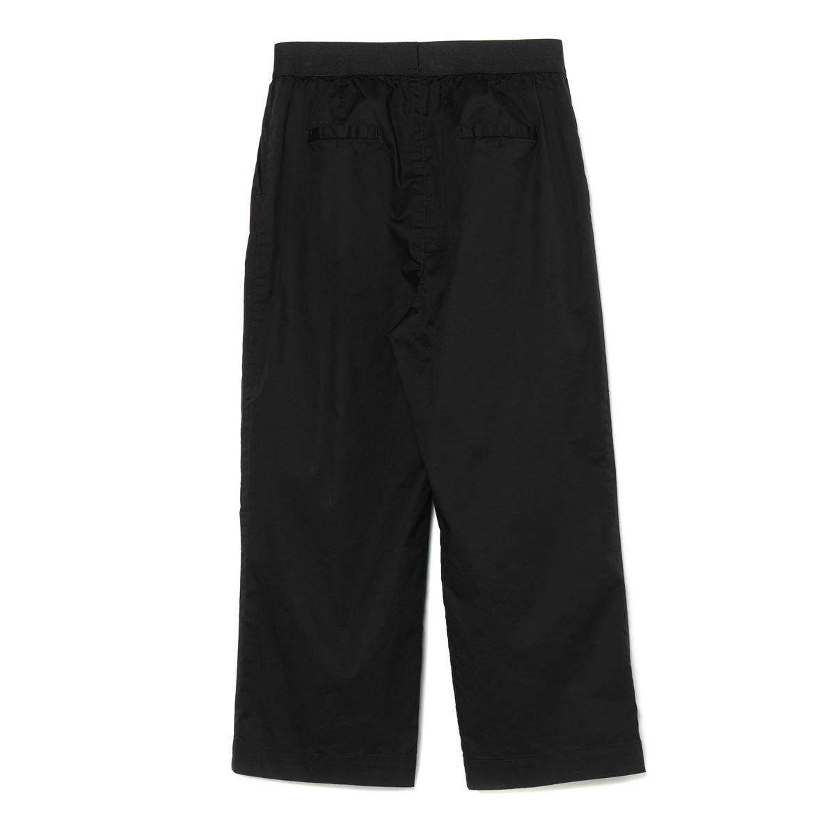 [新入荷][2021春夏]  MAXOU[マクゾゥ]  MA311-3-6052-09BLACK パンツ ブラック
