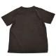 グッドオン GOODON ショートスリーブヘビーラグランポケットTシャツ P-ブラック