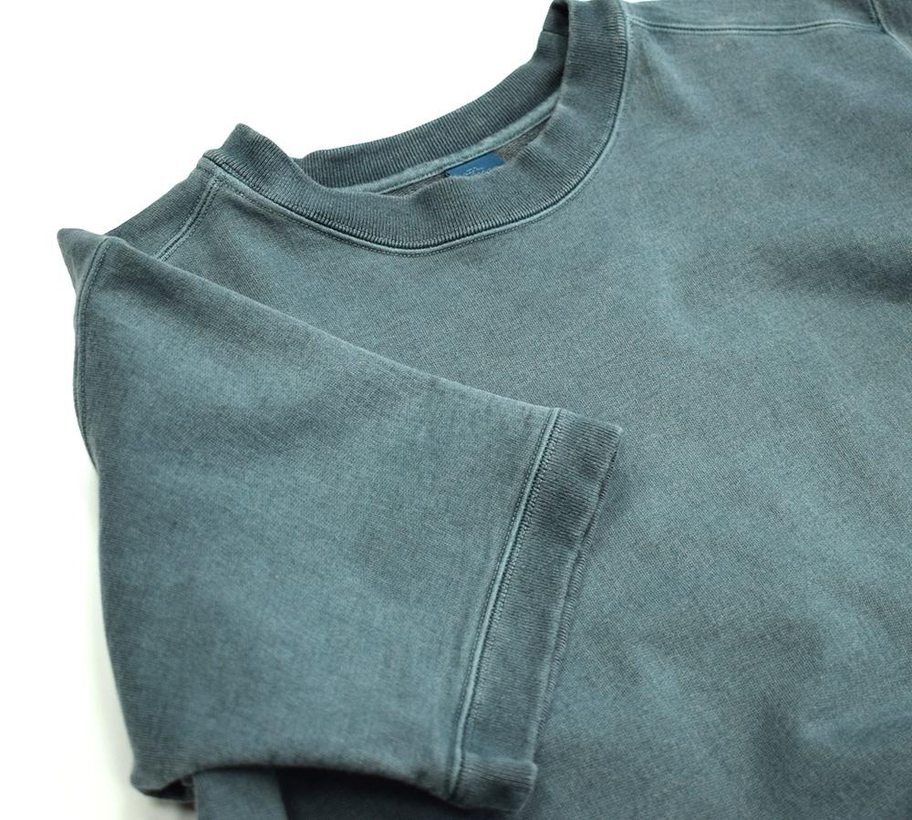 グッドオン GOODON ショートスリーブテリーシャツ P-スレート