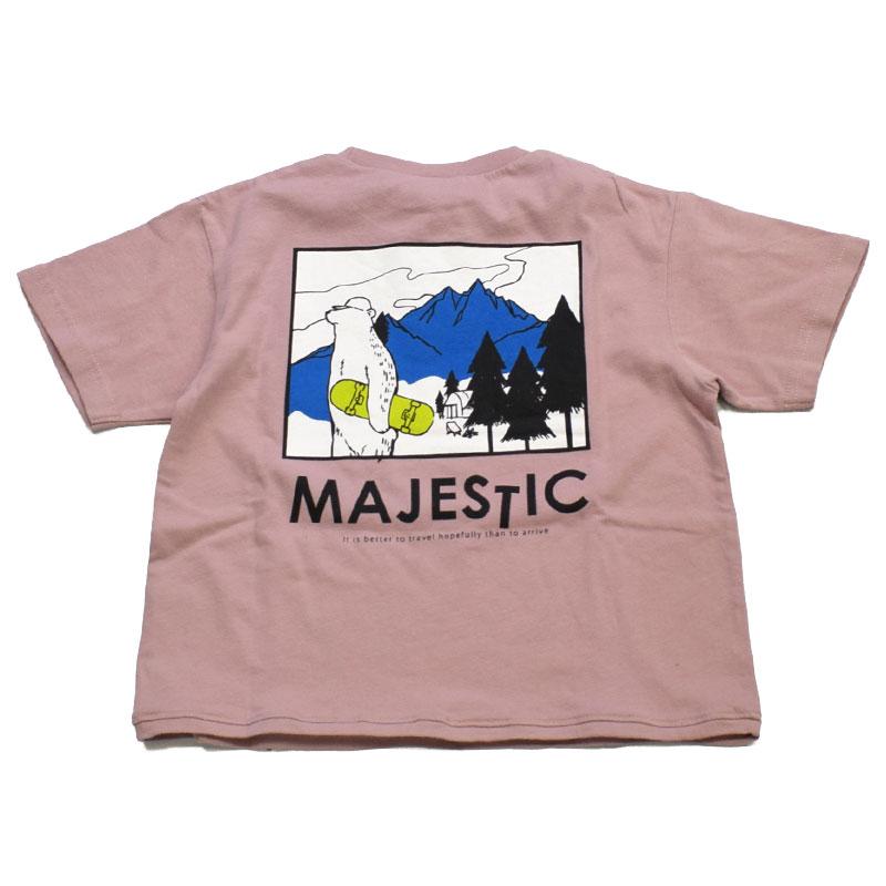 ジーンズベー セカンド MAJESTICビッグTシャツ