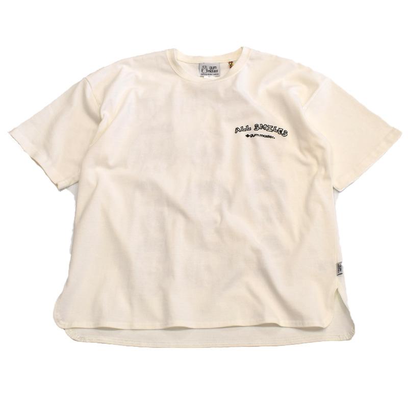 ジムマスター ALL SMILES ビッグTシャツ 633694