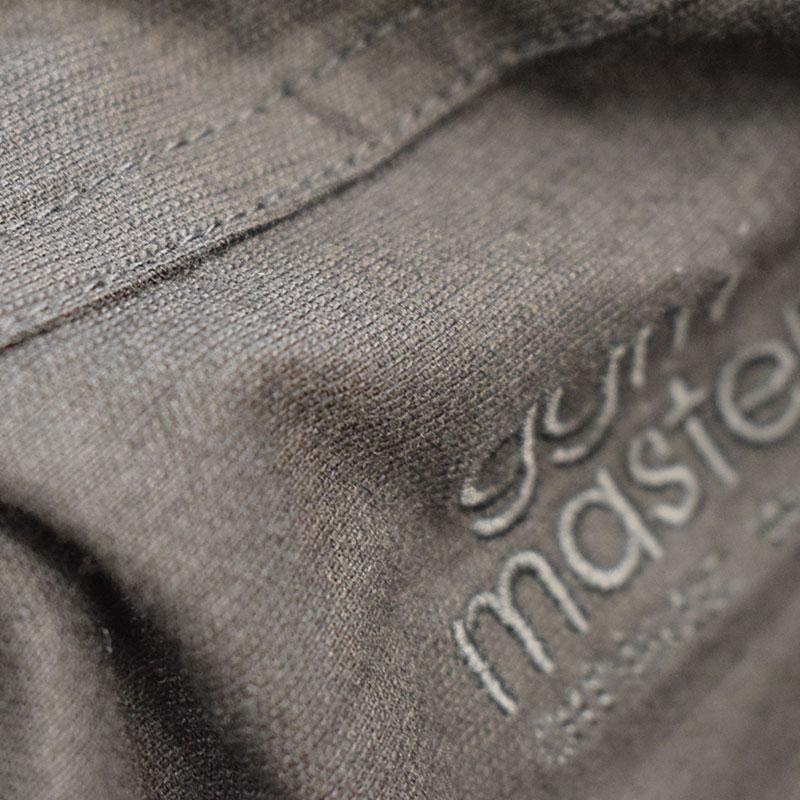 ジムマスター ストレッチスラブガーデニングパンツ ブラック 633629