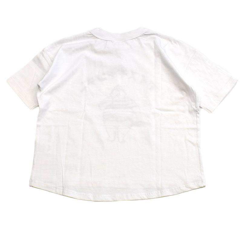 オフィシャルチーム アイスキャンディー Tシャツ オフホワイト