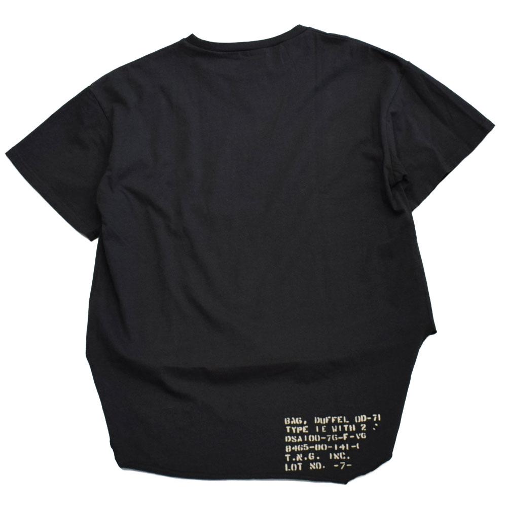 ライム LIME レディース ラウンドロングTシャツ USコットン