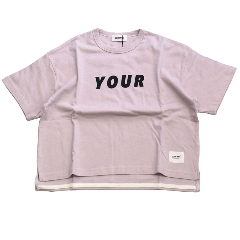 ジェネレーター YOUR Tシャツ 901407