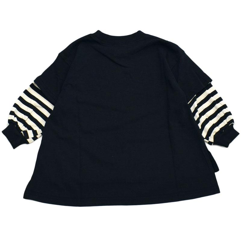 ニードルワークス Simple ROGO ロングTシャツ 2221101