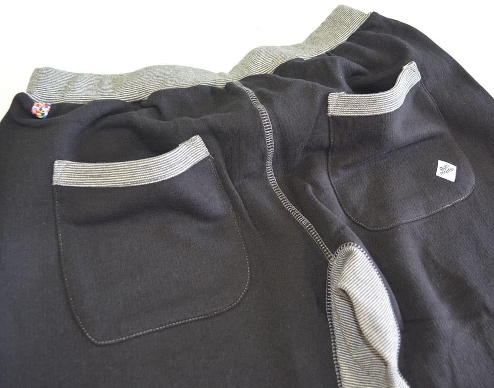ジムマスター スウェットショートパンツ ブラック 05
