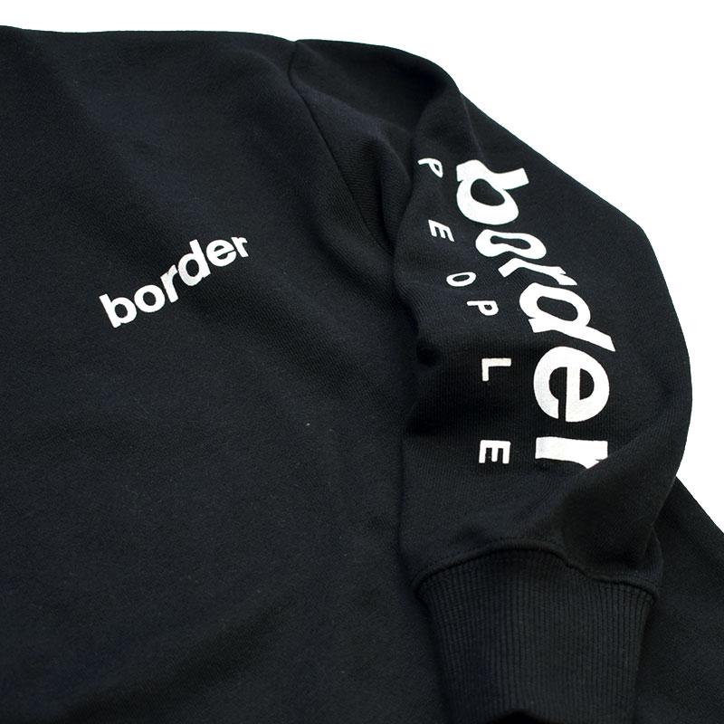 ジェネレーター border ラウンドトレーナー 911701