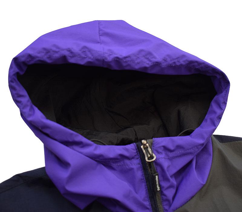 ジムマスター リバーシブル ナイロンウインドブレイクフードジャケット 92クレイジー 518667