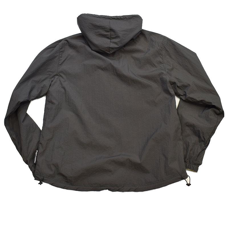 ジムマスター リバーシブル ナイロンウインドブレイクフードジャケット 91クレイジー 518667