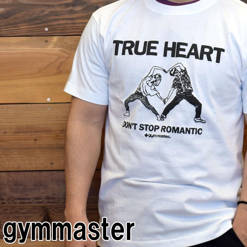ジムマスター TRUE HEART Tシャツ ホワイト 692689