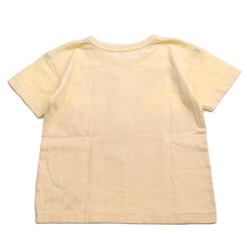 エフオーキッズ メッセージTシャツ キナリ 207121
