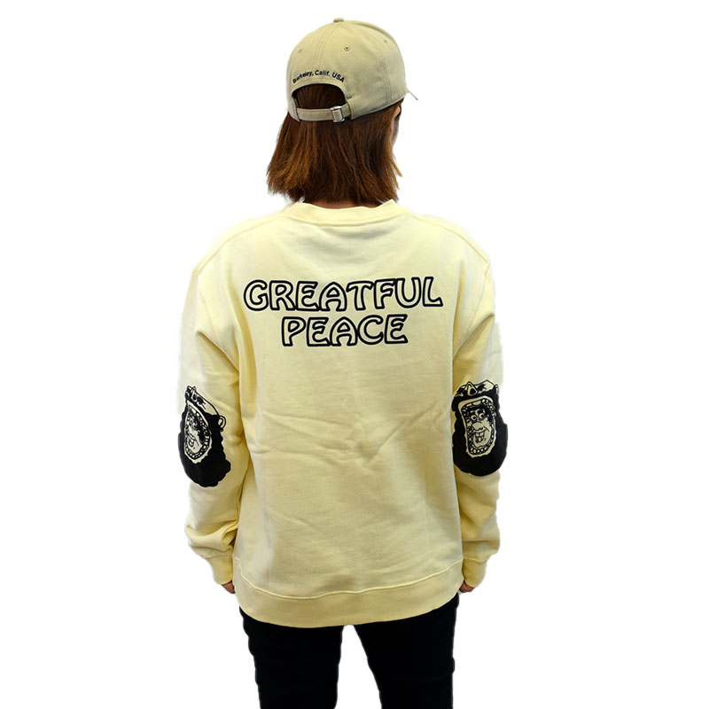 ジムマスターGREATFUL PEACE スウェットシャツ 721613