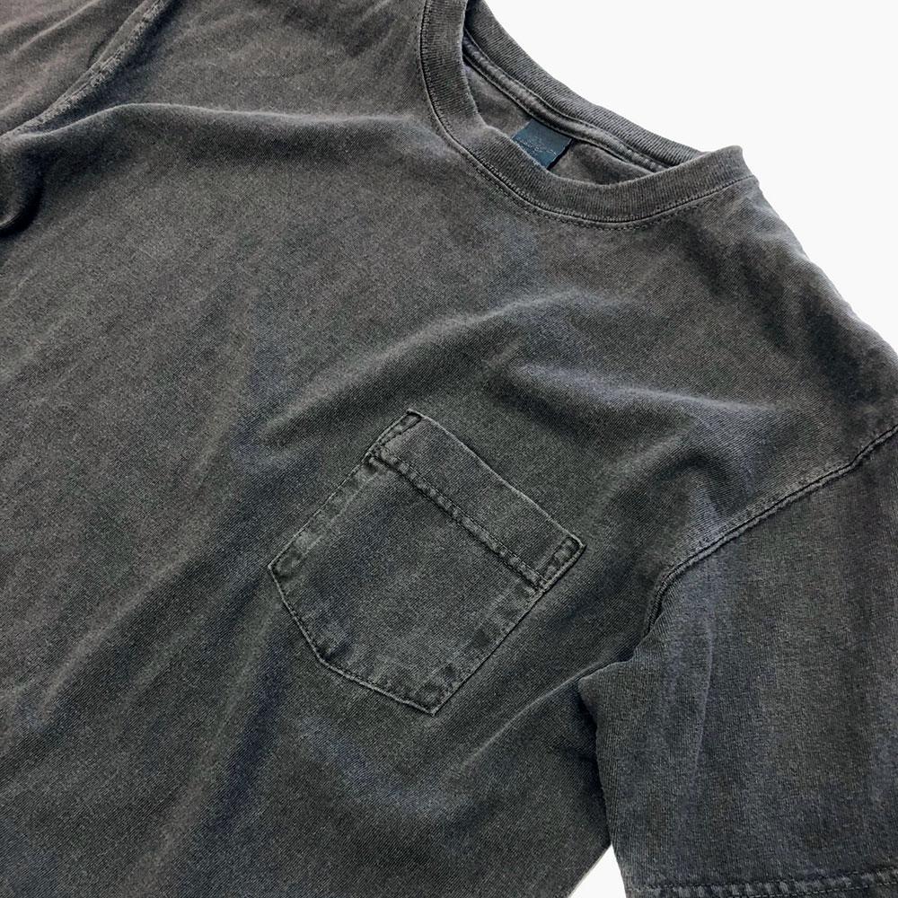 グッドオン GOODON ショートスリーブポケットTシャツ P-ブラック