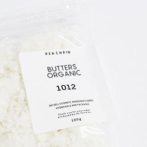 [植物バター]シアバター(未精製/オーガニック)