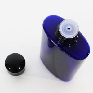 ブループラスチックボトル(ドロッパー付/100ml)