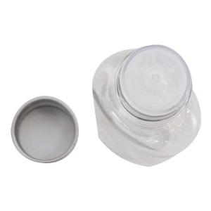 クリアプラスチックボトル(ドロッパー付/50ml)