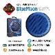 BlueMoon 高音質Bluetooth防水スピーカー【在庫有り即納】
