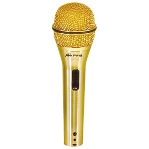 ダイナミックマイクロフォン PVi2 Gold(XLR・フォーンケーブルケーブル付き)