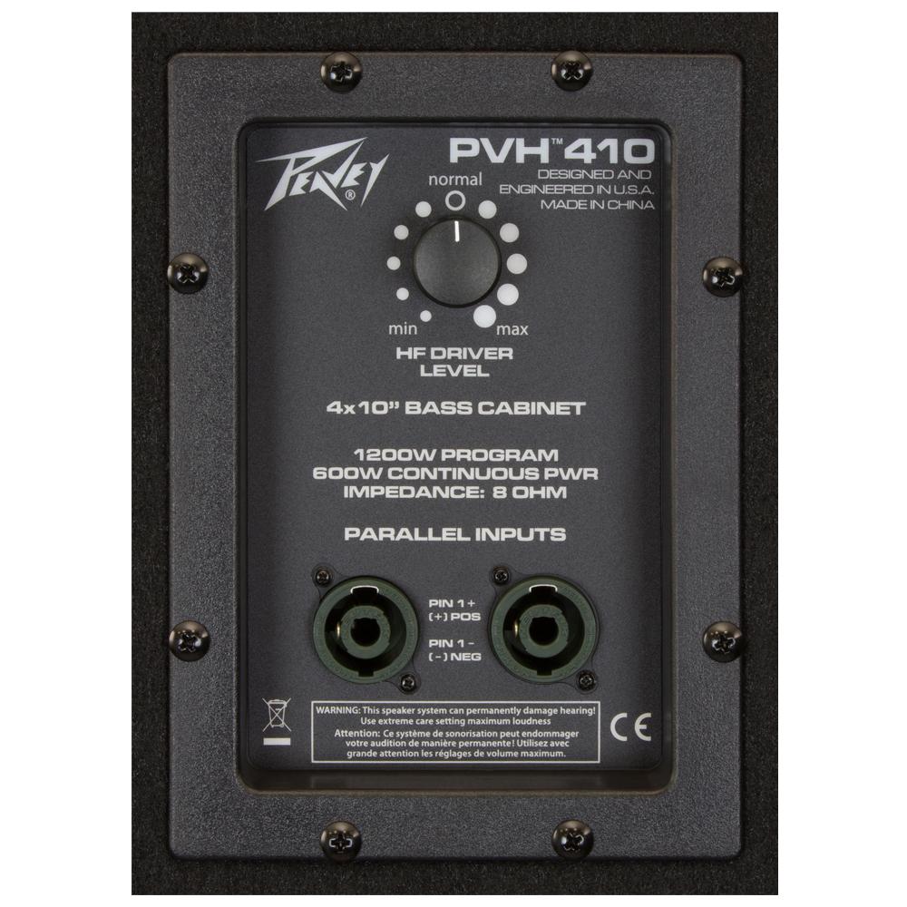 PVH 410 4x10 Bass amp Cabinet【在庫有り即納】