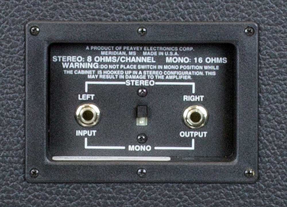 6505 Straight Cabinet