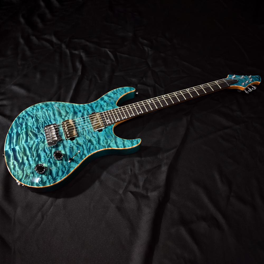 Romulus Custom Shop Aqua Blue