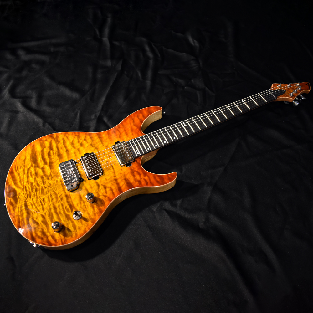 Romulus6 ARC Custom Shop Gold Yellow
